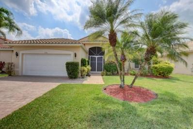 6726 Garde Road, Boynton Beach, FL 33472 - MLS#: RX-10403780