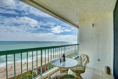 9900 S Ocean Drive UNIT 709, Jensen Beach, FL 34957 - MLS#: RX-10403795