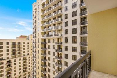 701 S Olive Avenue UNIT 1510, West Palm Beach, FL 33401 - MLS#: RX-10403906
