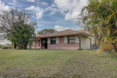 1862 SE Sandia Drive, Port Saint Lucie, FL 34953 - MLS#: RX-10403930