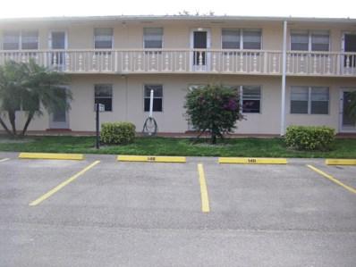 144 Hastings I UNIT 144, West Palm Beach, FL 33417 - MLS#: RX-10403961