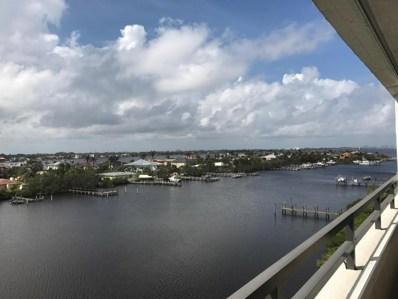 3555 S Ocean Boulevard UNIT 614, South Palm Beach, FL 33480 - MLS#: RX-10403968