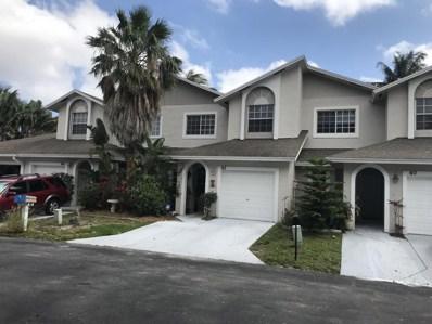 42 Desford Lane, Boynton Beach, FL 33426 - MLS#: RX-10404013
