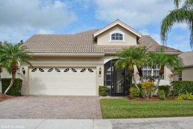 660 SW Andros Circle, Port Saint Lucie, FL 34986 - MLS#: RX-10404039