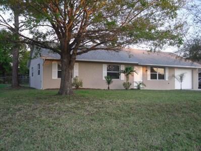 1951 SW Agnes Street, Port Saint Lucie, FL 34953 - MLS#: RX-10404043