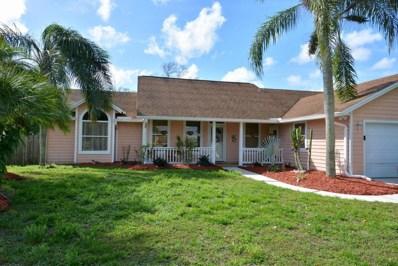 574 SE Thanksgiving Avenue, Port Saint Lucie, FL 34984 - MLS#: RX-10404147