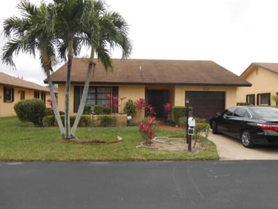 6050 Olivewood Circle, Lake Worth, FL 33463 - MLS#: RX-10404163