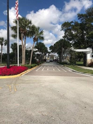 386 Normandy UNIT I, Delray Beach, FL 33484 - MLS#: RX-10404180