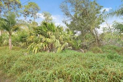 3333 SW Potts Street, Port Saint Lucie, FL 34953 - MLS#: RX-10404216