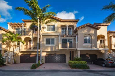 3040 Waterside Circle, Boynton Beach, FL 33435 - #: RX-10404317