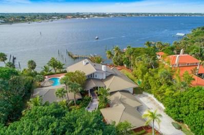 137 S River Road, Stuart, FL 34996 - MLS#: RX-10404330