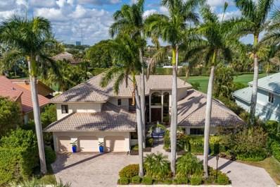 7339 Mandarin Drive, Boca Raton, FL 33433 - MLS#: RX-10404342