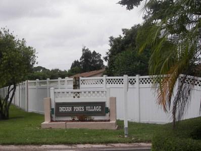 6008 Indrio Road UNIT C-4, Fort Pierce, FL 34951 - MLS#: RX-10404353