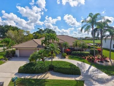11139 Boca Woods Lane, Boca Raton, FL 33428 - MLS#: RX-10404430