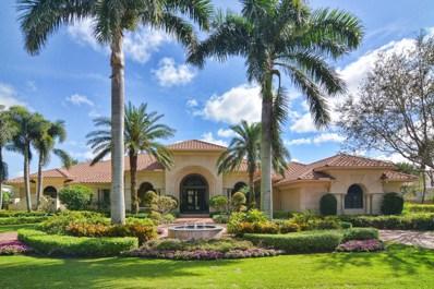 12210 Tillinghast Circle, Palm Beach Gardens, FL 33418 - MLS#: RX-10404440