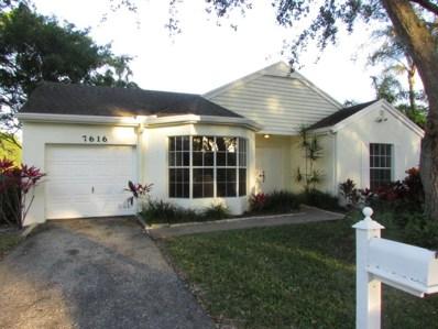 7616 Forest Green Lane, Boynton Beach, FL 33436 - MLS#: RX-10404494