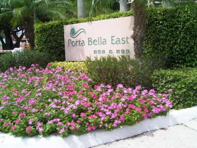 859 Jeffery Street UNIT 808, Boca Raton, FL 33487 - MLS#: RX-10404522