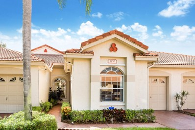 2716 Quaking Leaf Lane, Boynton Beach, FL 33436 - MLS#: RX-10404570