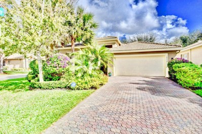 10550 Silverton Lane, Boynton Beach, FL 33437 - MLS#: RX-10404676