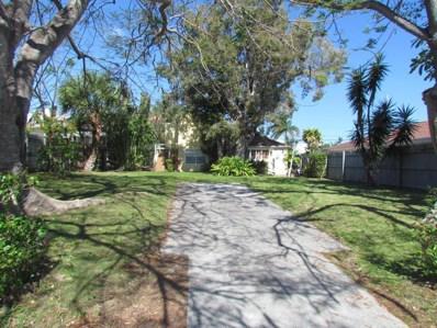 839 Hansen Street, West Palm Beach, FL 33405 - MLS#: RX-10404791