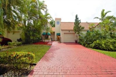 6590 Altura Place, Boca Raton, FL 33433 - MLS#: RX-10405006