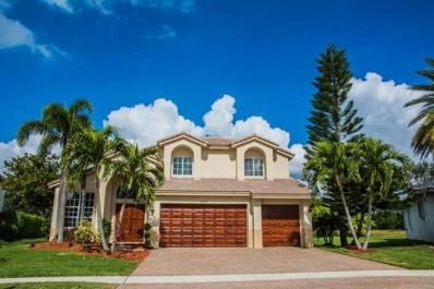 4598 Windward Cove Lane, Wellington, FL 33449 - MLS#: RX-10405036