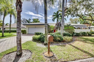 23 Hampshire Lane, Boynton Beach, FL 33436 - MLS#: RX-10405074