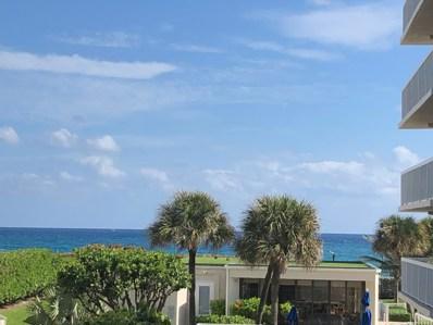 3250 S Ocean Boulevard UNIT 206 S, Palm Beach, FL 33480 - MLS#: RX-10405257