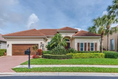 135 Satinwood Lane, Palm Beach Gardens, FL 33410 - MLS#: RX-10405458