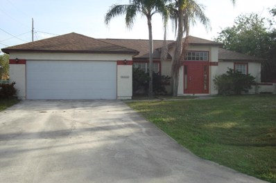 2090 SE Joyner Circle, Port Saint Lucie, FL 34952 - MLS#: RX-10405463