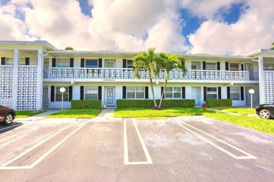 1111 Cactus Terrace UNIT 101, Delray Beach, FL 33445 - MLS#: RX-10405511