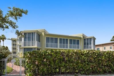 100 N Ocean Boulevard UNIT 214, Delray Beach, FL 33483 - MLS#: RX-10405541