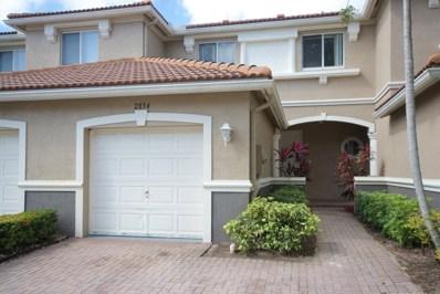 2034 Oakhurst Way, Riviera Beach, FL 33404 - MLS#: RX-10405561