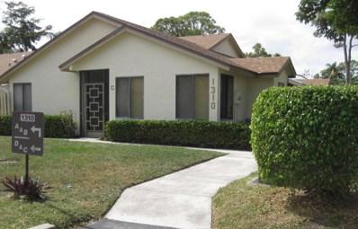 1310 NW 29th Avenue UNIT C, Delray Beach, FL 33445 - MLS#: RX-10405592