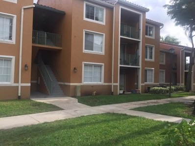 7808 Sonoma Springs Circle UNIT 105, Lake Worth, FL 33463 - MLS#: RX-10405699