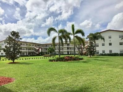 263 Fanshaw G UNIT 263, Boca Raton, FL 33434 - MLS#: RX-10405712