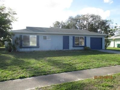 322 NE Cullman Court, Port Saint Lucie, FL 34983 - MLS#: RX-10405736