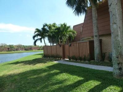 746 Buttonwood Lane UNIT Bldg 413, Boynton Beach, FL 33436 - MLS#: RX-10405823
