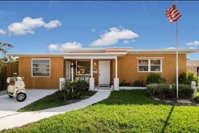 822 S M Street, Lake Worth, FL 33460 - MLS#: RX-10405858
