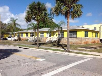 401 50th Street, West Palm Beach, FL 33407 - MLS#: RX-10406164