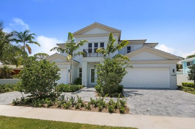 1345 NE 4th Court, Boca Raton, FL 33432 - MLS#: RX-10406212