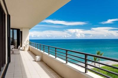 3100 S Ocean Boulevard UNIT 605s, Palm Beach, FL 33480 - MLS#: RX-10406236