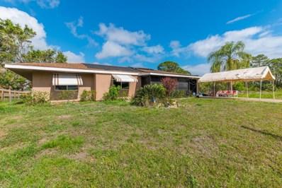 449 SE Karney Terrace, Port Saint Lucie, FL 34983 - MLS#: RX-10406267