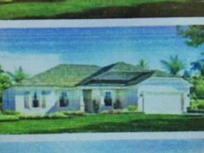 3424 Catskill Drive, Port Saint Lucie, FL 34953 - MLS#: RX-10406319
