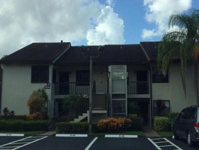 7634 Tahiti Lane UNIT 201, Lake Worth, FL 33467 - MLS#: RX-10406327
