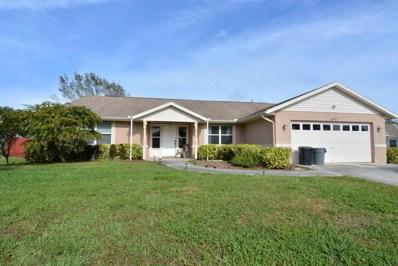 1691 SW Wende Lane, Port Saint Lucie, FL 34984 - MLS#: RX-10406507