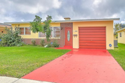 6810 Margate Boulevard, Margate, FL 33063 - MLS#: RX-10406572