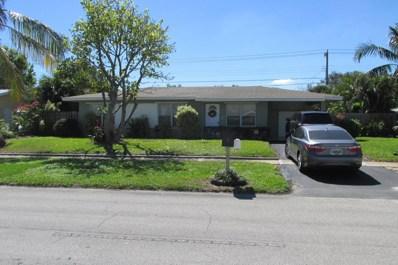 522 Heron Drive, Delray Beach, FL 33444 - MLS#: RX-10406598