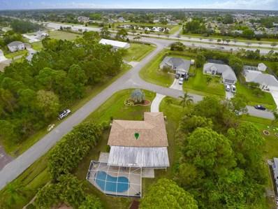 501 SW Grove Avenue, Port Saint Lucie, FL 34983 - MLS#: RX-10406609