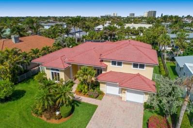 225 Cove Place, Jupiter, FL 33469 - MLS#: RX-10406626